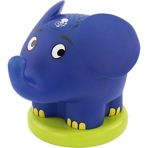 Die Maus Musik-Sternenlicht Elefant, blau