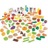 kidkraft spielzeug-lebensmittel tasty treats deluxe