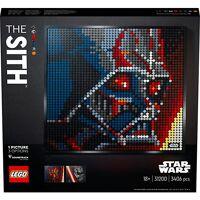 lego® art  31200 darth vader 3+1