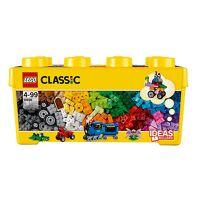 lego 10696 classics: mittelgroße bausteine-box