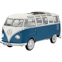 revell modellbausatz - vw typ 2 t1 samba bus