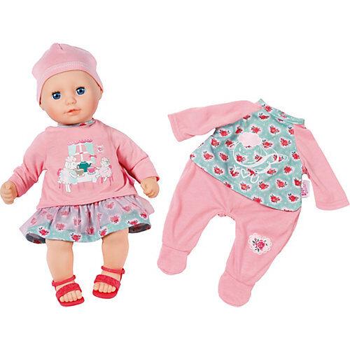 Zapf Creation Exklusiv My Little Baby Annabell® Babypuppe und Kleidung 36cm, Puppenkleidung