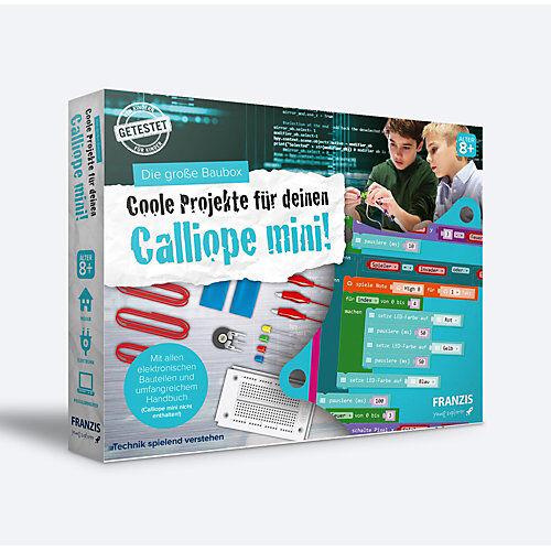 Die große Baubox: Coole Projekte deinen Calliope mini  Kinder