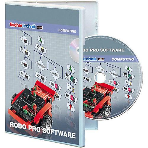 """fischertechnik """"Fischertechnik ROBOTICS """"""""ROBO Pro Software"""""""""""""""