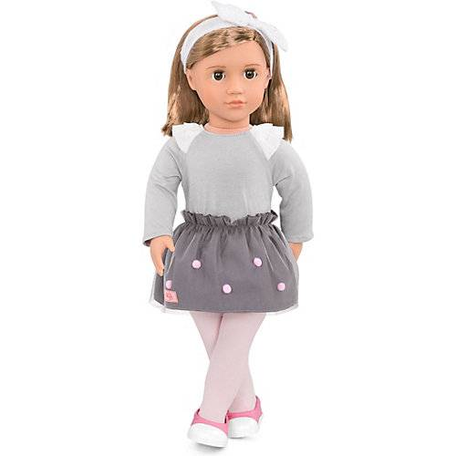 Our Generation Puppe Bina 46 cm mehrfarbig