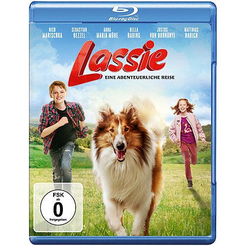BLU-RAY Lassie - Eine abenteuerliche Reise Hörbuch