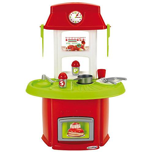 écoiffier Spielküche Mini Chef Koch