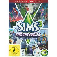 electronic arts pc die sims 3 - into the future limited edition (add on)