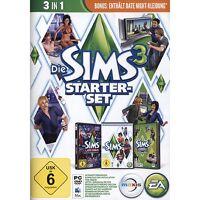 electronic arts pc die sims 3 - starter set