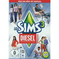 electronic arts pc die sims 3 - diesel-accessoires (add on)