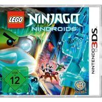 lego 3ds lego ninjago: nindroids
