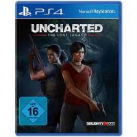 sony ps4 uncharted - the lost legacy