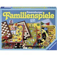 ravensburger familienspiele - spielesammlung