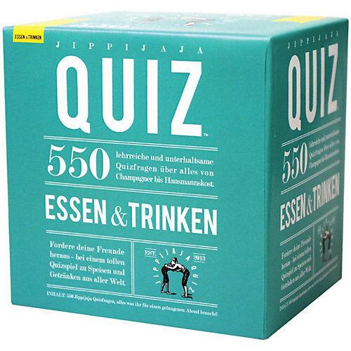 Pegasus Jippijaja Quiz, Essen & Trinken (Spiel)