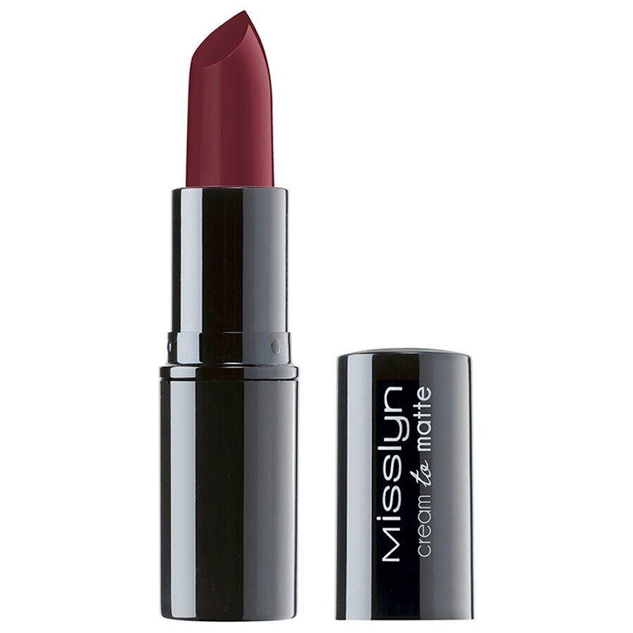 Misslyn Nr. 242 - Visual Appearance Cream to Matte Long-Lasting Lipstick Lippenstift 4g