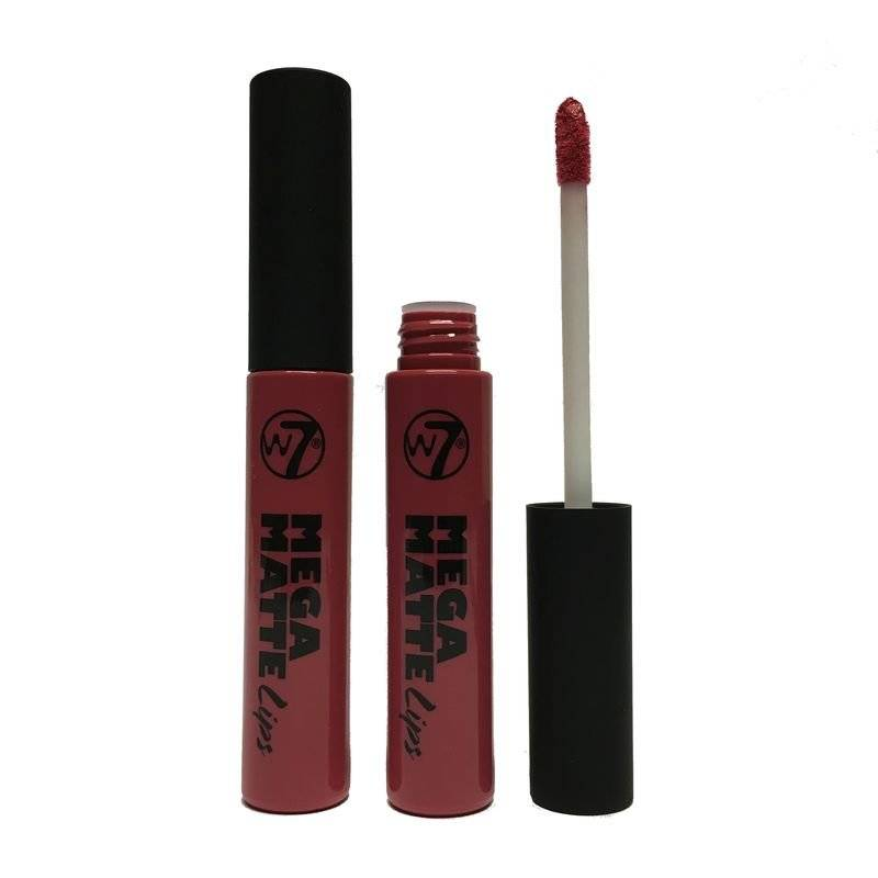 W7 Mega Matte Lips -  7ml