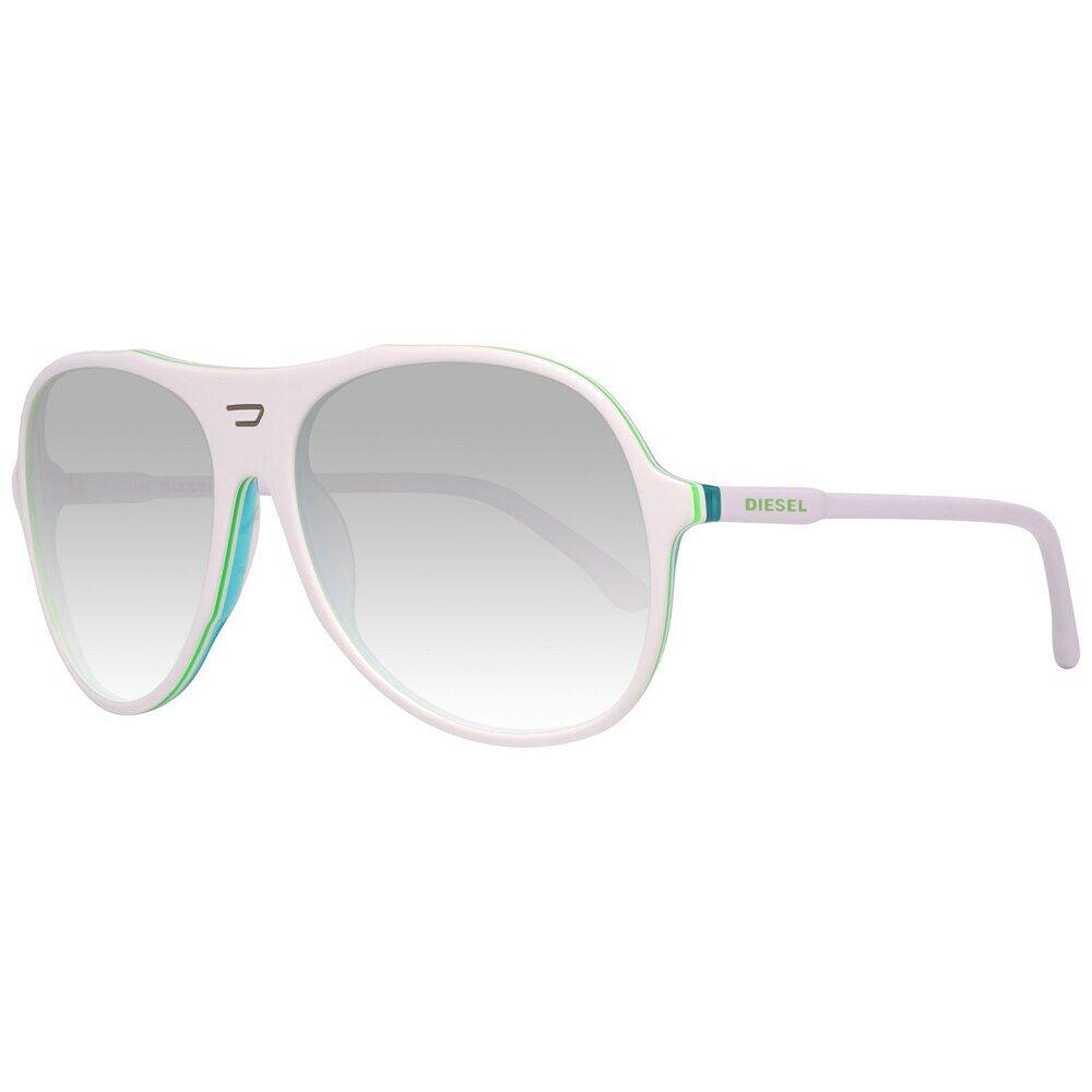 Diesel Hochwertige Sonnenbrille mit modischem Design