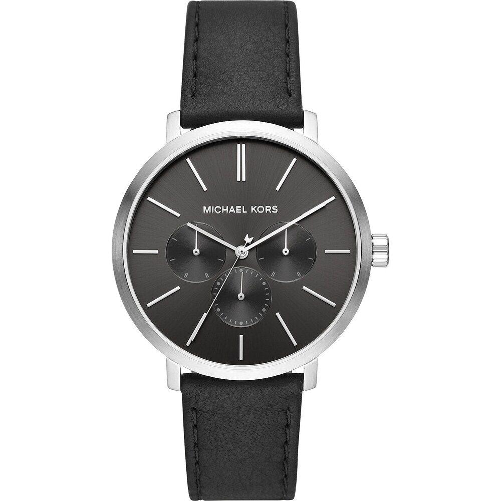 Michael Kors Michael Kors Herren-Uhren Quarz One Size Leder 87973174