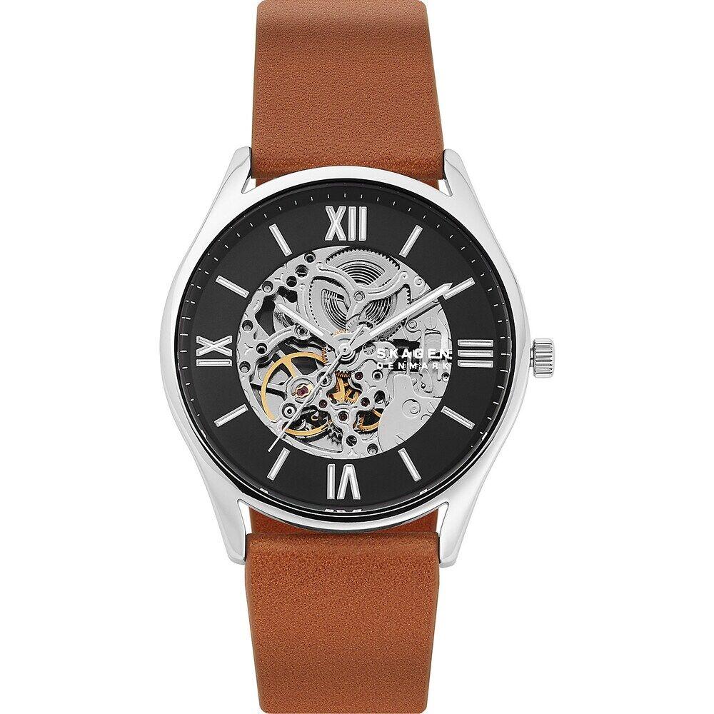 Skagen Skagen Herren-Uhren Automatik One Size 87922197