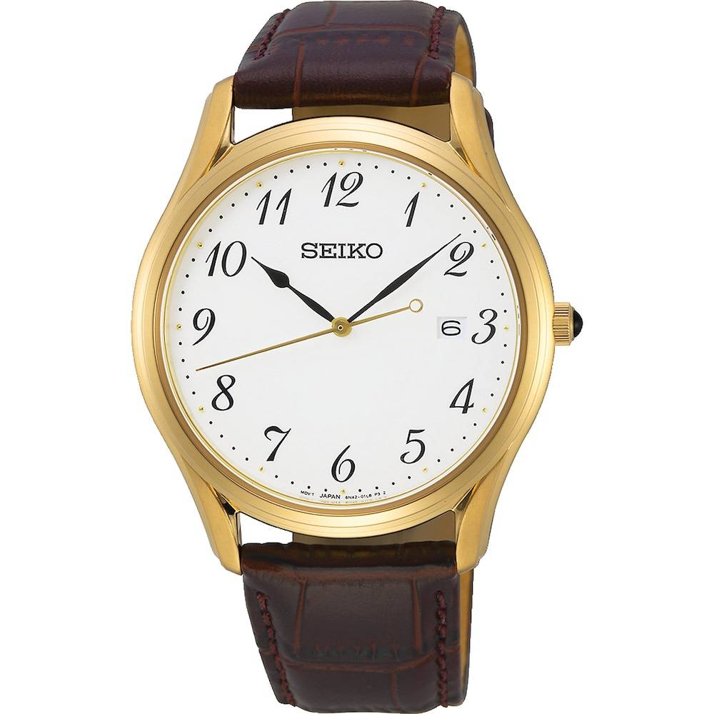 Seiko Herren-Uhren Analog Quarz One Size 87919871