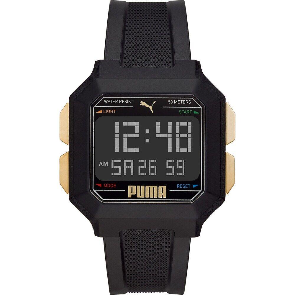 Puma Unisex-Uhren Digital Quarz One Size 87972704