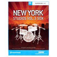 toontrack sdx new york studios vol. 3