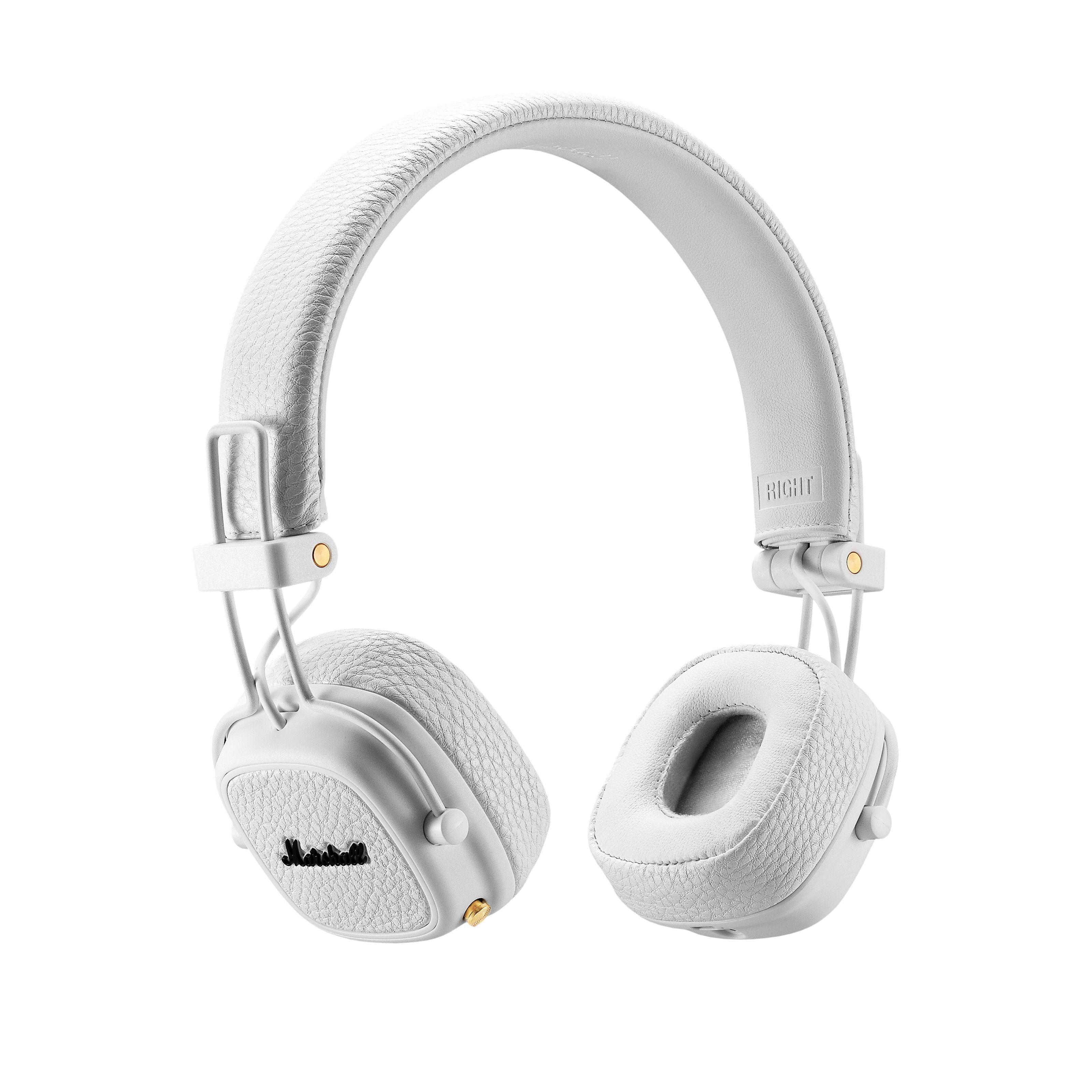 Marshall - Major III Bluetooth White