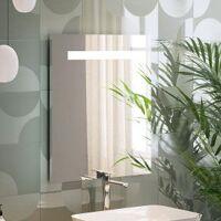 ideal standard & light spiegel mit led-beleuchtung b: 60 h: 70 t: 2,6 cm t3340bh, eek: a