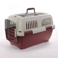 marchioro transportbox clipper aran 2 - bordeaux/grau-beige