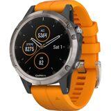 Garmin Fenix 5 Plus Saphire Titan GPS Uhr