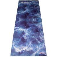 joy in me flow yogamatte blau