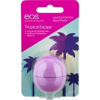 eos pflege lippen tropical island punch organic lip balm 7 g