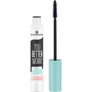 Essence Augen Mascara You Better Work! Length Definition Mascara 10 ml