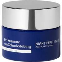 dr. susanne von schmiedeberg gesichtspflege gesichtscremes night performer l-carnosine anti-a.g.e. cream 50 ml