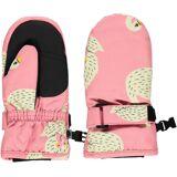 Småfolk Luffer Med Svane - 525 Winter Pink