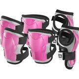 STIGA Beskyttelsespuder Comfort Pakke med 3 stk. Pink L