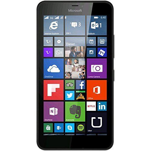 Microsoft Lumia 640 XL - Smartphone de 5