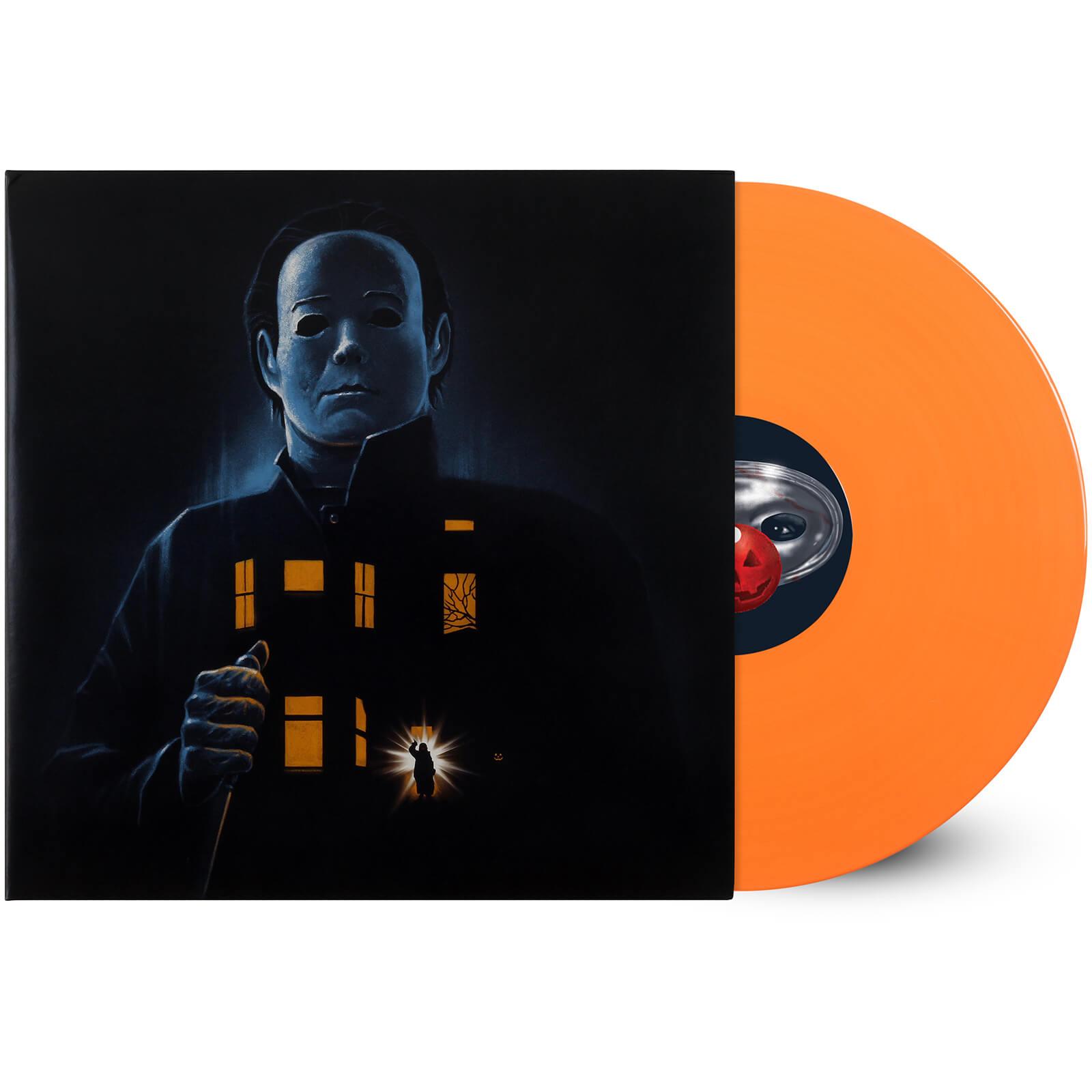 Death Waltz Halloween 4: El regreso de Michael Myers BSO Película - LP-Vinilo (color)