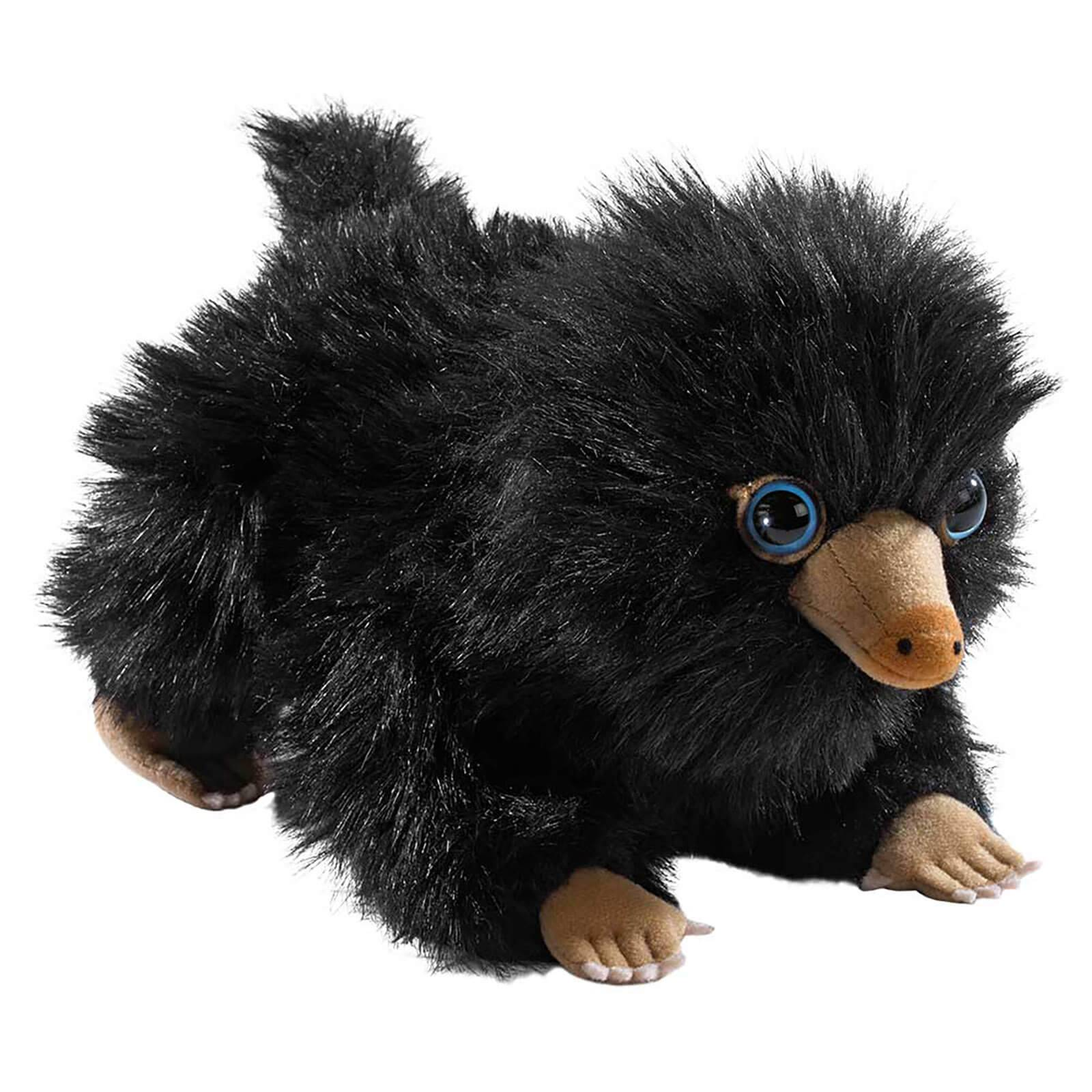 Noble Collection Peluche bebé escarbato Animales Fantásticos (negro)