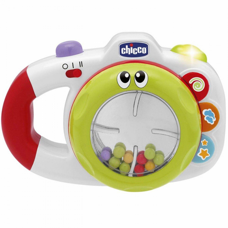 Chicco - Baby Camera Juguete Con Sonido