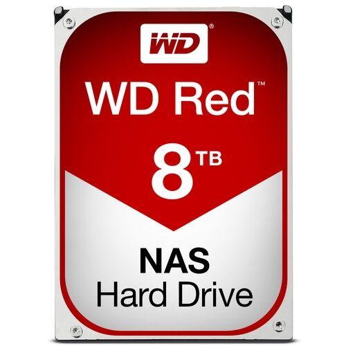 "Western Digital WD Red 8TB SATA3 NAS Disco Duro interno 3.5"""