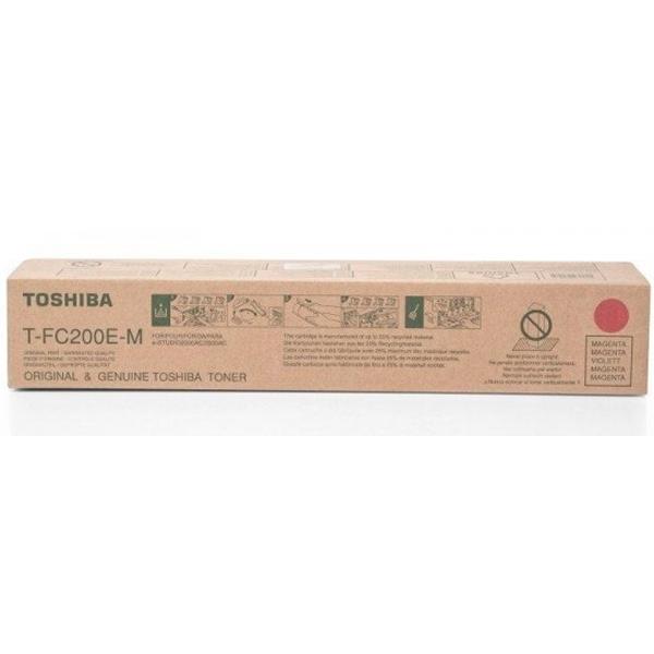 Toshiba T-FC200E-M - 6AJ00000127 toner magenta
