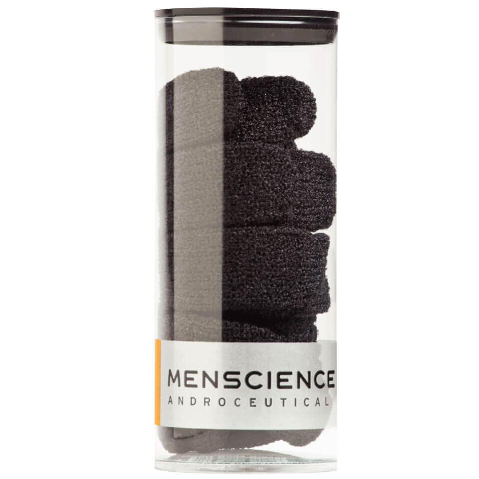 MenScience Guantes exfoliantes Menscience Buff Body