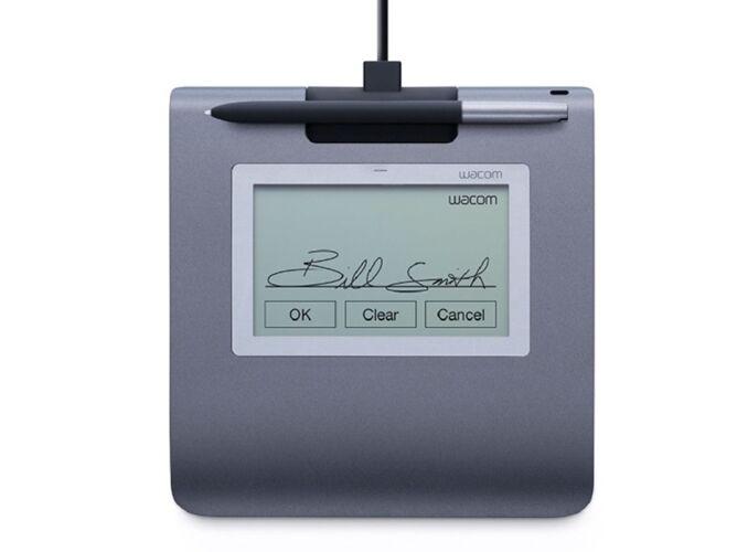 Wacom Tableta Gráfica WACOM STU-430 (USB - Windows - 96 x 60 mm )
