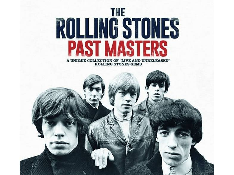 MUSIC BROKERS - CD - The Rolling Stones, Past Masters