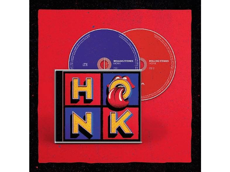 UNIVERSAL MUSIC SPAIN, S.L. - The Rolling Stones - Honk - CD