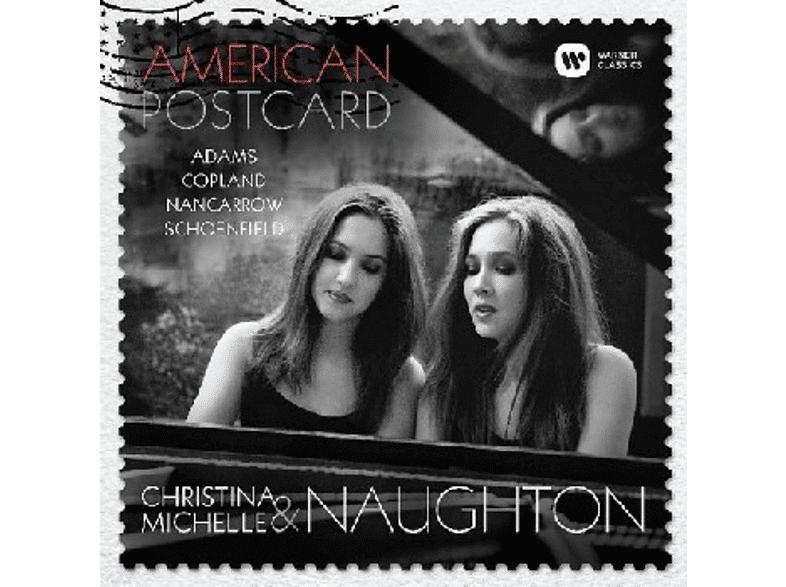 WARNER MUSIC SPAIN, S.A - Christina Naughton;Michelle Naughton - American Postd - CD