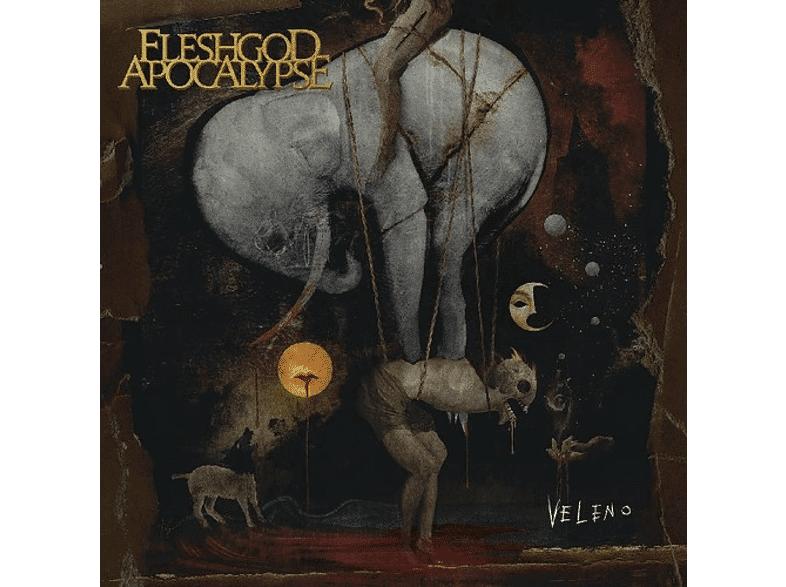 WARNER MUSIC SPAIN, S.A - Fleshgod Apocalypse - Veleno - LP