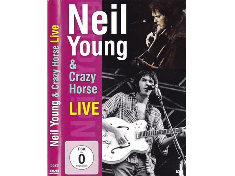 CAT MUSIC, S.L - Horse - Live - DVD