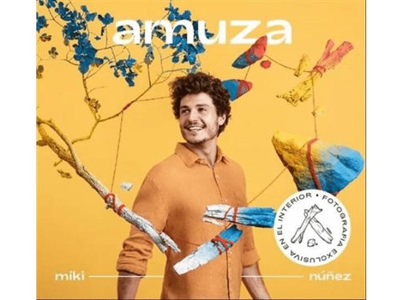 UNIVERSAL MUSIC SPAIN, S.L. - Miki Núñez - Amuza - CD